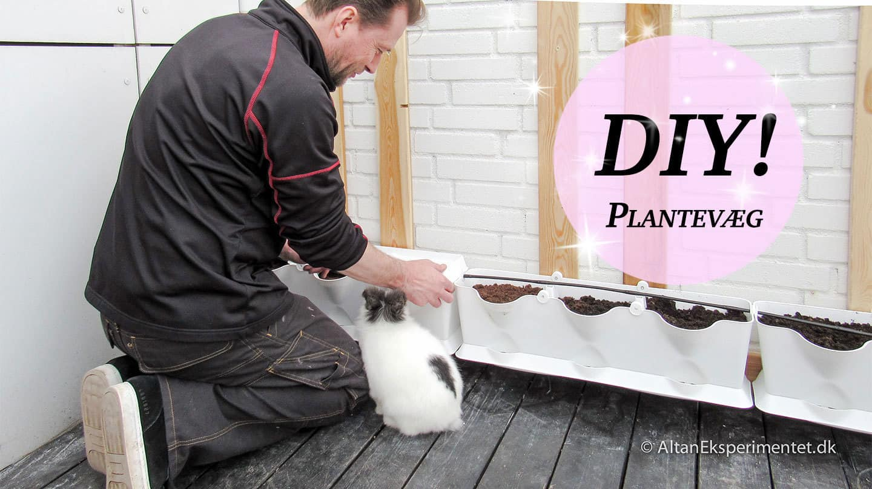 #8A5D41 Dette års DIY • Minigarden Plantevæg Gør Det Selv Gør Det Selv Pulverlakering 5941 14408085941
