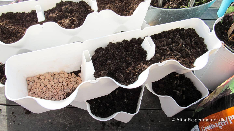 Minigarden Vertical plantevægsmodul