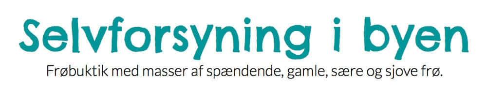 Indlægget er sponseret af Selvforsyning i Byen